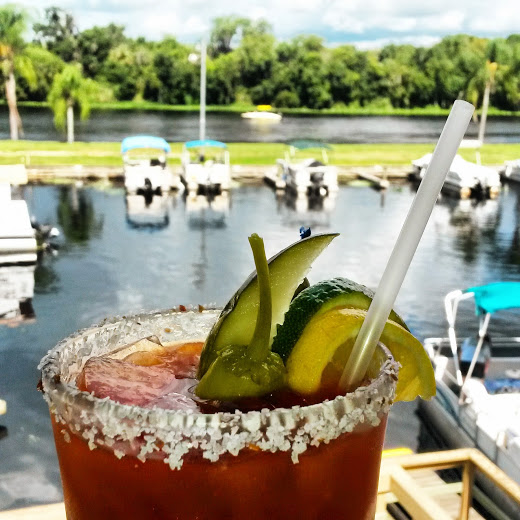 Swamp House Grill & Happy Snapper Tiki Bar - Drinks