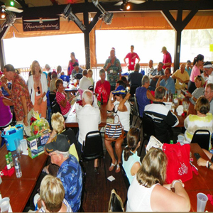 Swamp House Grill & Happy Snapper Tiki Bar - Parties