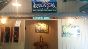 Swamp House Grill Lobby