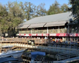 Swamp House Grill and Tiki Bar
